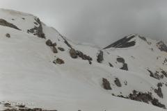 Al Rifugio con la neve